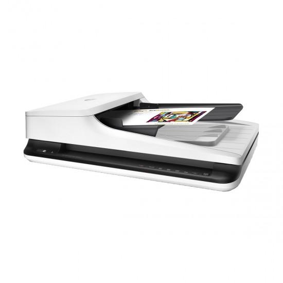 HP ScanJet Pro 2500 f1 Flatbed and Sheet Fed Scanner