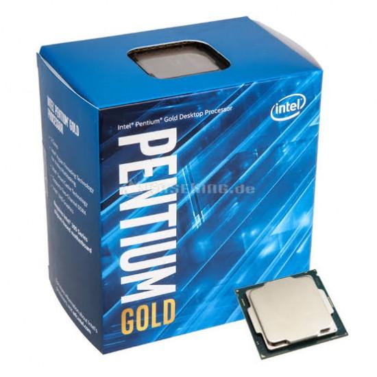 Intel Pentium Gold G5400 3.7GHz 4MB Cache LGA1151 Socket Processor
