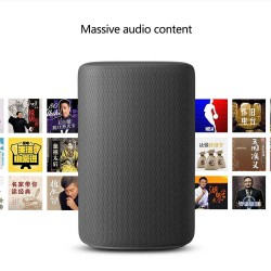 Xiaomi XiaoAi Wireless Bluetooth Speaker HD Black