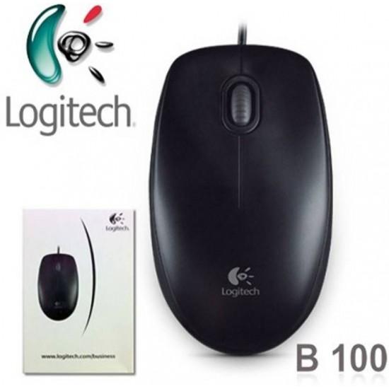 Logitech Mouse B-100