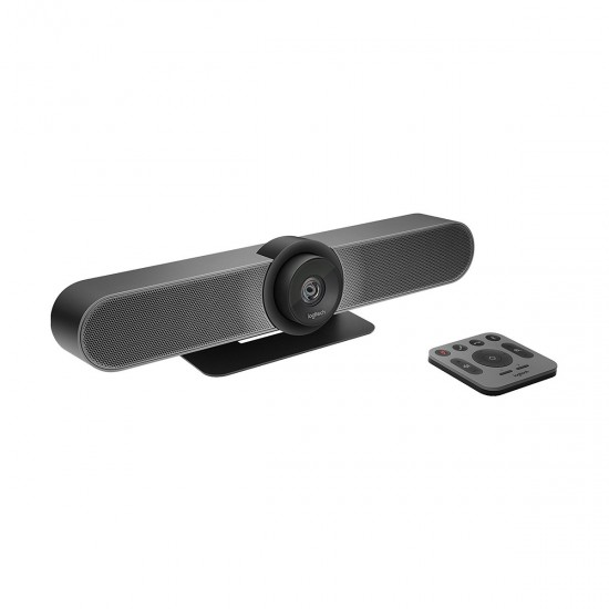 Logitech MeetUp HD Video and Audio Conferencing System for Small Meeting Room