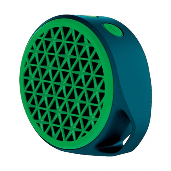 Logitech X50 Mobile Boombox Green Speaker