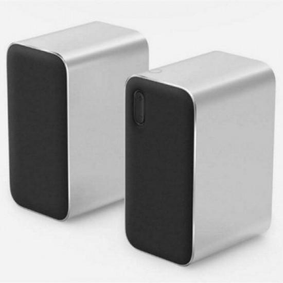Xiaomi Wireless Bluetooth Computer Speaker SILVER