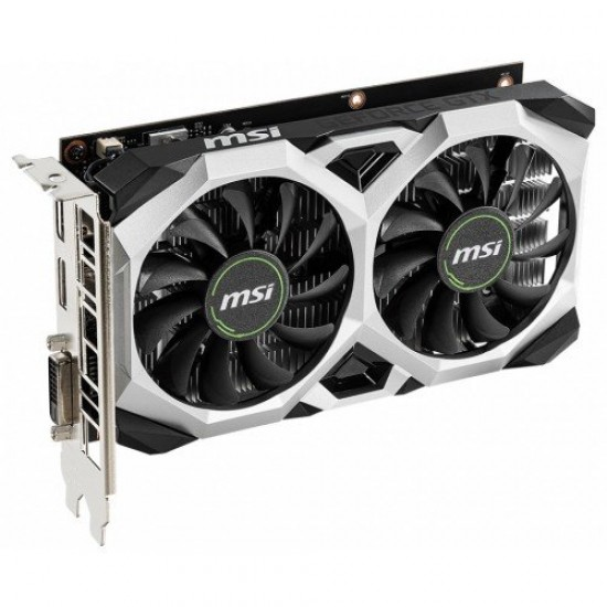 MSI GeForce GTX 1650 GAMING X4G Graphics Card