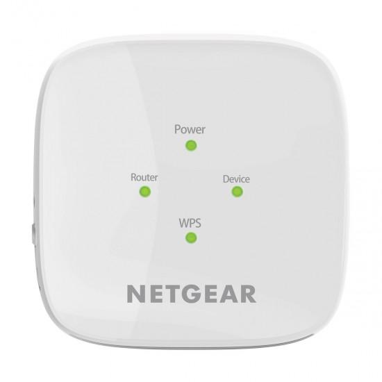 Netgear EX6110 UNIVERSAL AC 1200Mbps Dual Band WiFi RANGE EXTENDER