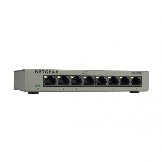 Netgear GS308 8-Port Gigabit unmanaged Switch