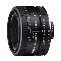Nikon AF Nikkor 50mm f 1.8D Lens