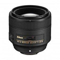 Nikon AF-S 85mm f 1.8G Camera Lens
