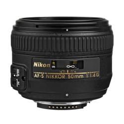 Nikon AF-S Nikkor 50mm f 1.8G Lens