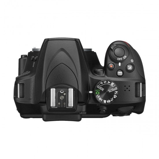 Nikon D3400 Digital SLR Camera Body