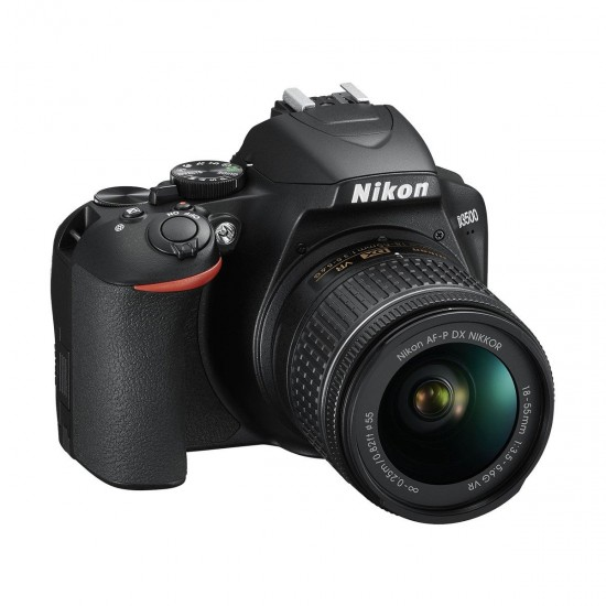 Nikon D3500 Digital SLR Camera With AF-S 18-55mm VR Lens