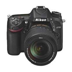 Nikon D7100 Digital SLR Camera Body with Nikon DX 18-140MM F3.5 5.6ED VR Camera Lens