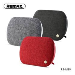 REMAX RB-M19 Desktop fabric Red Bluetooth Speaker