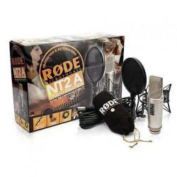 "Rode NT2A Multi Pattern Dual 1"" Condenser Microphone"