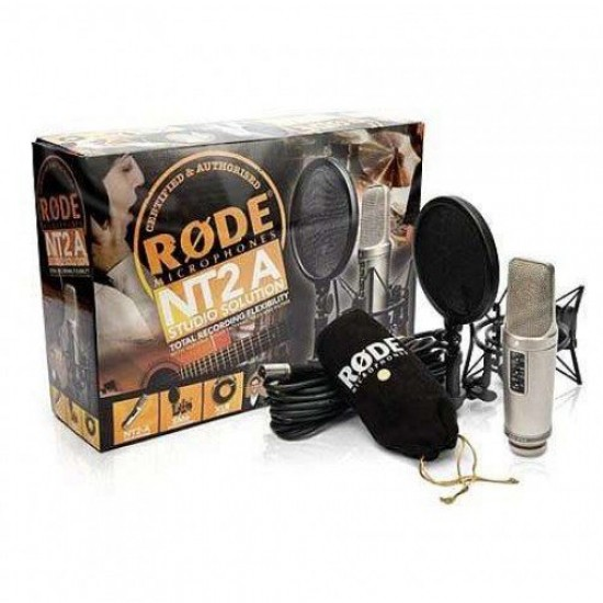 "Rode NT2A Multi Pattern Dual 1"" Condenser Microphone"