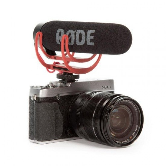 Rode Video Mic GO Lightweight On Camera Microphone