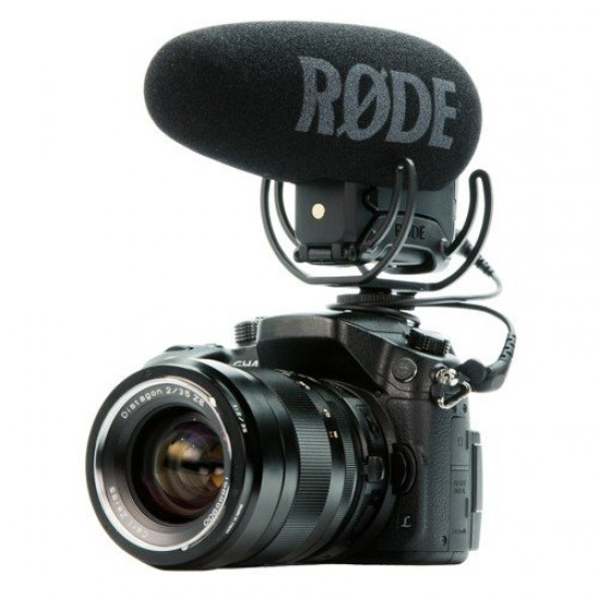 RODE VideoMic Pro Compact Directional On camera Microphone