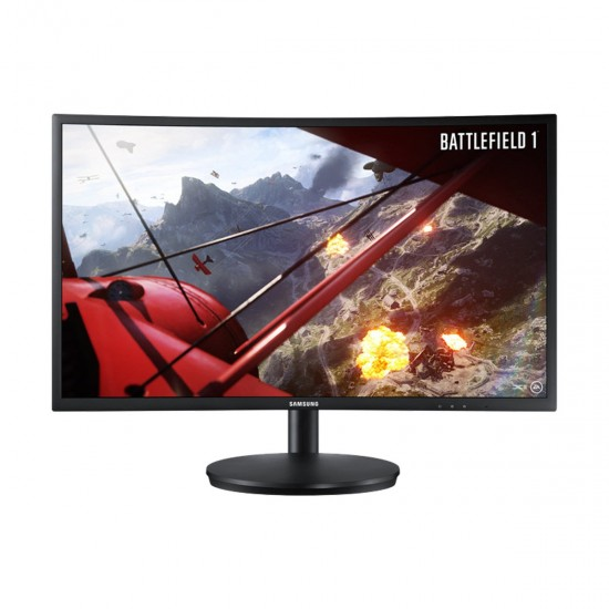 Samsung C27FG73FQW VA-Panel LED Curved 144Hz 27 Inch Gaming Monitor