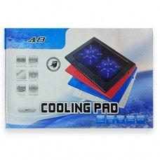 Suntech A8 Duble Fan LED Laptop Cooling Pad