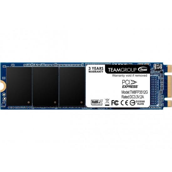TEAM MP32 M.2 2280 512GB PCI E Gen3x2 SSD
