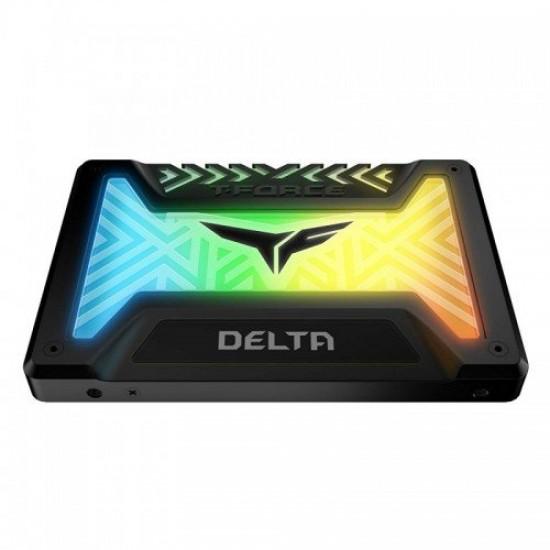 """Team T Force Delta 2.5"""" SATA3 250GB RGB SSD"""