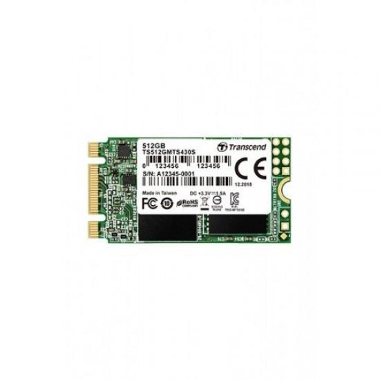 Transcend 430S 512GB M.2 SSD