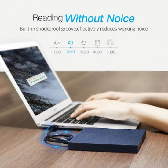 Ugreen USB 2.0 Slim Portable DVD Writer