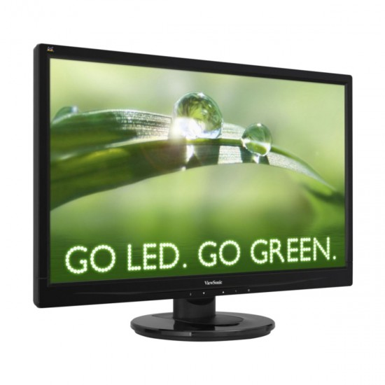 ViewSonic VA2046A 19.5 Inch LED Monitor