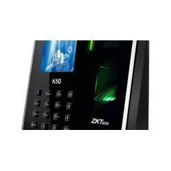 ZKTeco K50A Fingerprint Time Attendance & Access Control