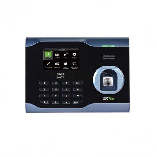 ZKTeco SilkFP-101TA Fingerprint Time Attendance Terminal with Adapter