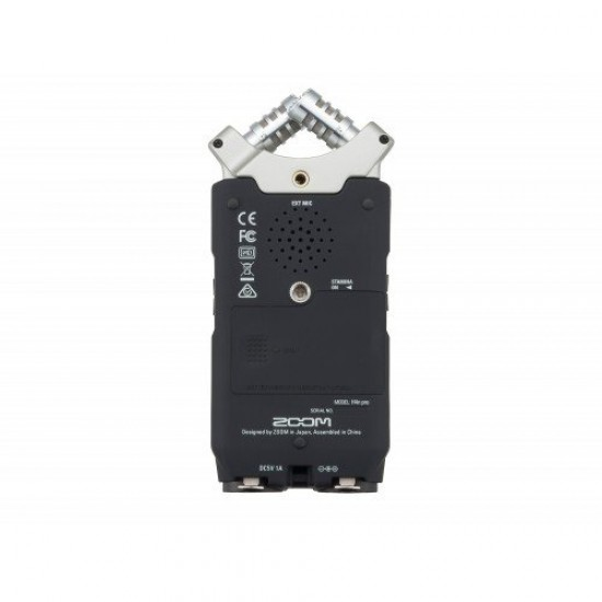 Zoom H4n Pro 4 Channel Handy Recorder