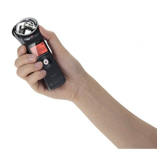 ZOOM The ultra compact H1 Handy Recorder